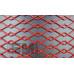 Просечно-вытяжная сетка форма LOFT ячейка 75 мм перемычка 2х2,2 мм х оцинкованная Zn