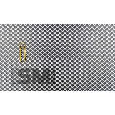 Просечно-вытяжная сетка Q6х4.5х0.5х0.7-Zn вальцованная
