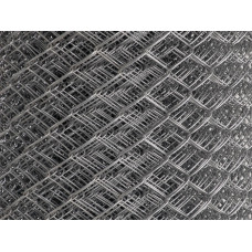 Сетка рабица стальная 50*50 (d=1,8 мм) 1,5*10 м